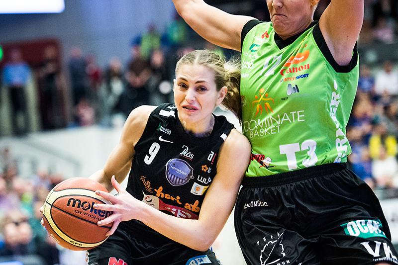 Martina Stålvant, Northland basket