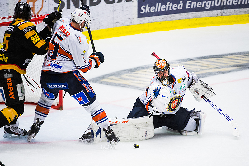 Cristopher Nihlstorp. Skellefteå AIK - Växjö Lakers, final 5