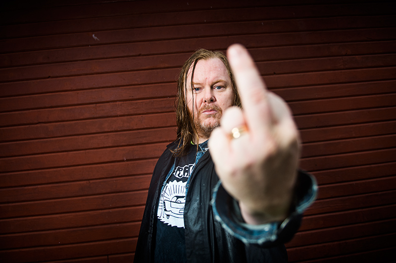 Mattias Alkberg. Fuck you.